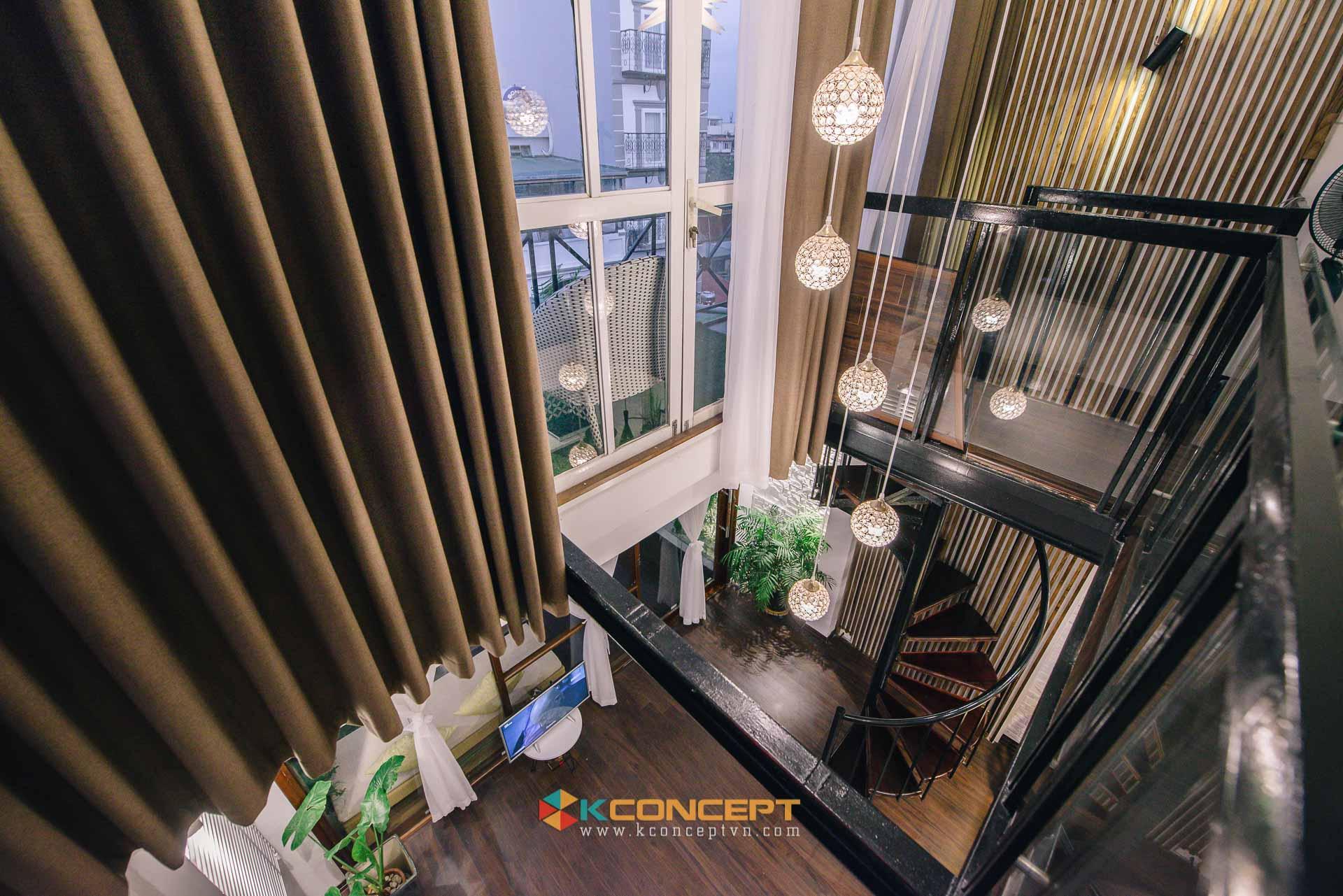 Hình ảnh về dự án chụp ảnh Airbnb Homestay tại Penhouse 26 Hàng Vôi, Hà Nội