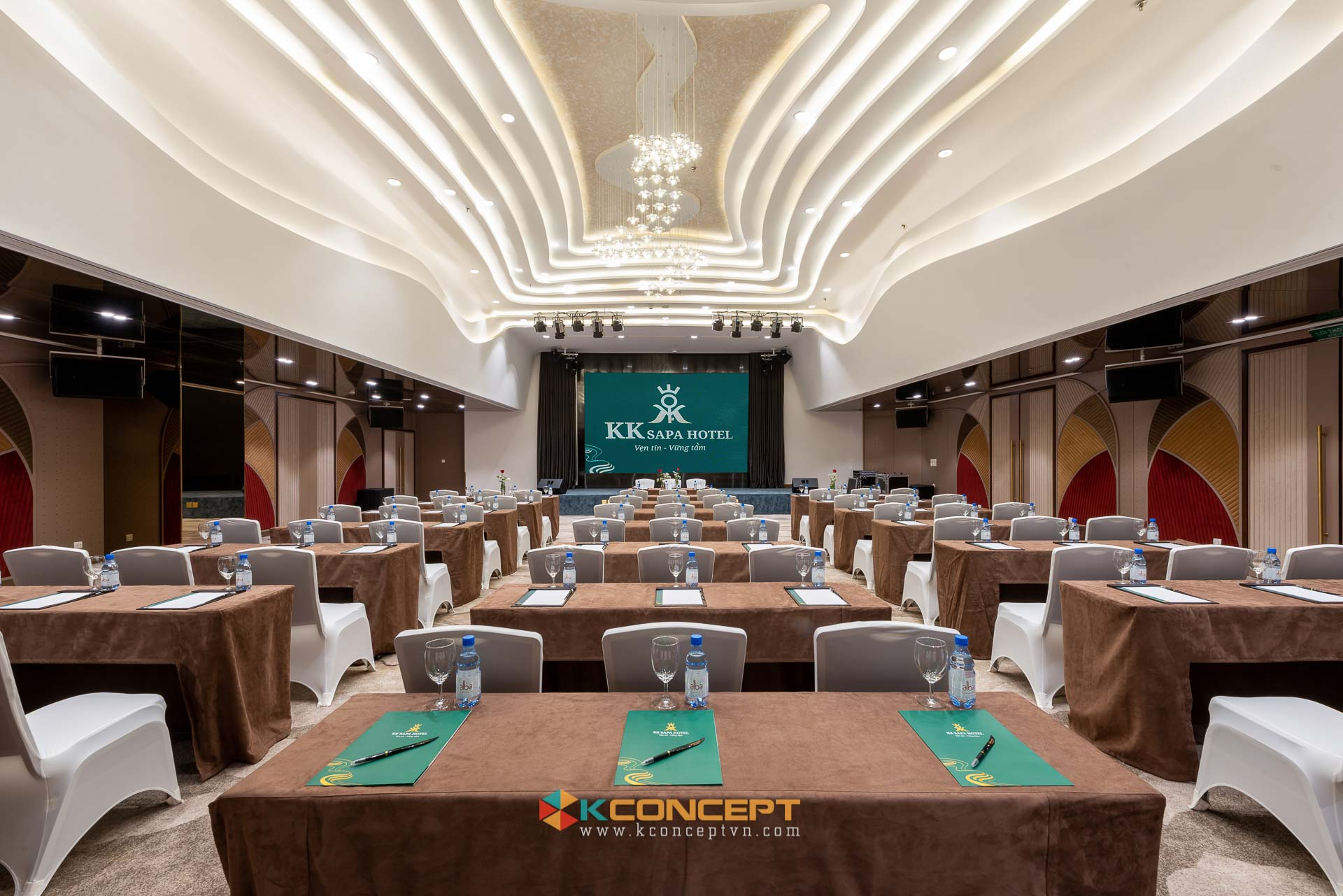 Hình ảnh về dự án chụp ảnh quảng cáo khách sạn KK Hotel Sapa