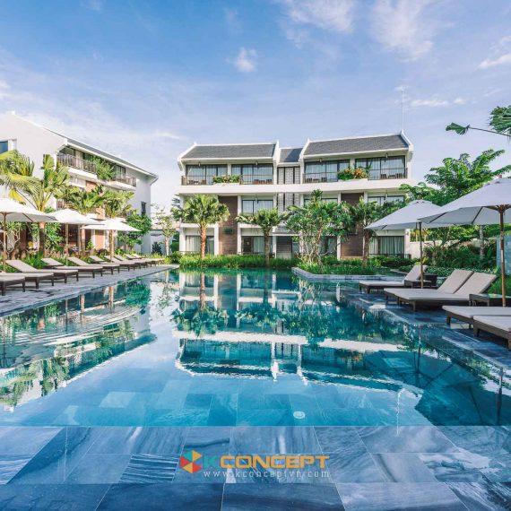 Hình ảnh trong dự án chụp ảnh khách sạn tại khu nghỉ dưỡng Senvila Hội An, Đà Nẵng