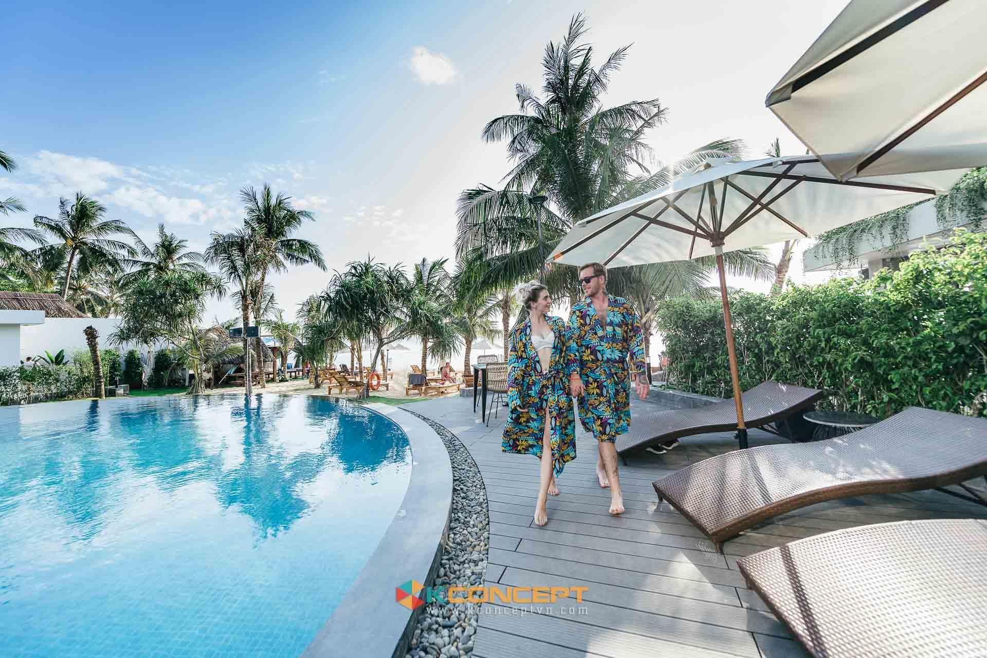 DỰ ÁN CHỤP ẢNH KHÁCH SẠN sunset beach RESORT & Spa PHÚ QUỐC