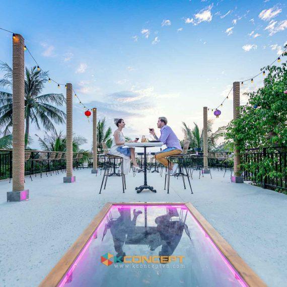 Một hình ảnh trong gói chụp hình phòng khách sạn resort 4 sao tại Sunset Beach Resort & Spa Phú Quốc của Kconcept