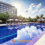 Hình ảnh trong dự án chụp ảnh resort tại Amarin Resort & Spa Phú Quốc