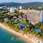 Một hình ảnh trong gói chụp hình phòng khách sạn resort 4 sao tại Amarin Phú Quốc của Kconcept